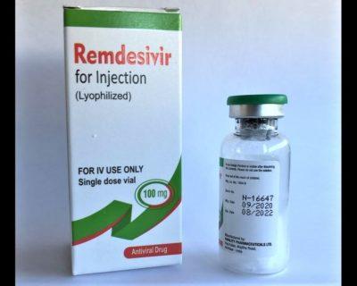 Remdesivir Lyophilized 100mg